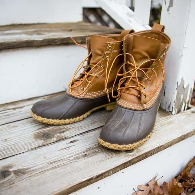boots for magic mushroom foraging