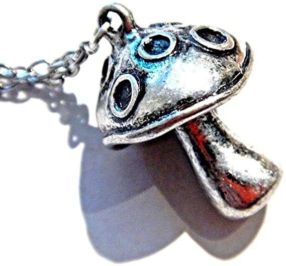 Magic Mushroom pendant