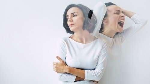 Women having schizophrenia
